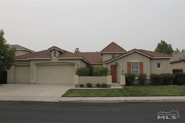 1635 Trailhead, Reno, NV 89521 (MLS #200012929) :: Chase International Real Estate