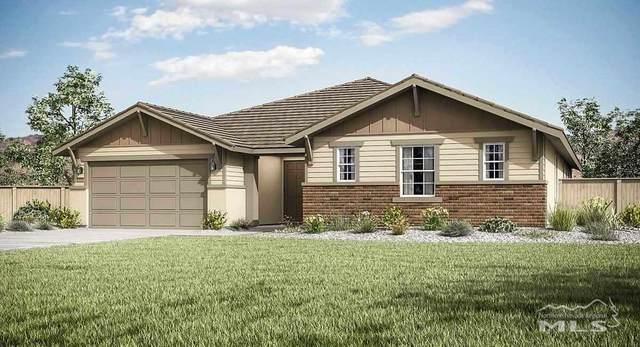 10240 Palladium Mine Dr Homesite 103, Reno, NV 89521 (MLS #200012940) :: Ferrari-Lund Real Estate