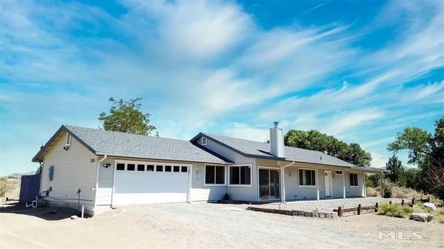 315 James Ave, Dayton, NV 89403 (MLS #200012948) :: Ferrari-Lund Real Estate
