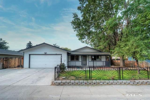 997 Armory Lane, Carson City, NV 89701 (MLS #200012960) :: Ferrari-Lund Real Estate