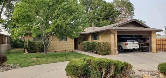 905 Terrace, Carson City, NV 89701 (MLS #200012971) :: The Craig Team