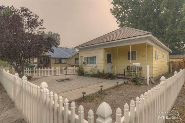 317 S Center Street, Yerington, NV 89447 (MLS #200012997) :: Ferrari-Lund Real Estate