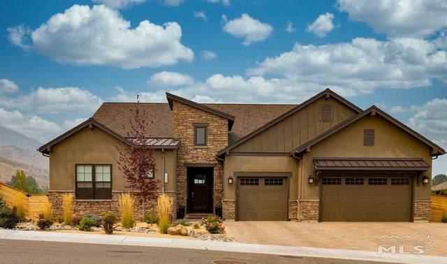 4105 Whispering Pine Way, Reno, NV 89519 (MLS #200013011) :: Ferrari-Lund Real Estate