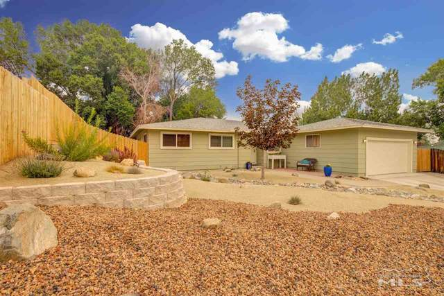909 Terrace St., Carson City, NV 89703 (MLS #200013013) :: Ferrari-Lund Real Estate