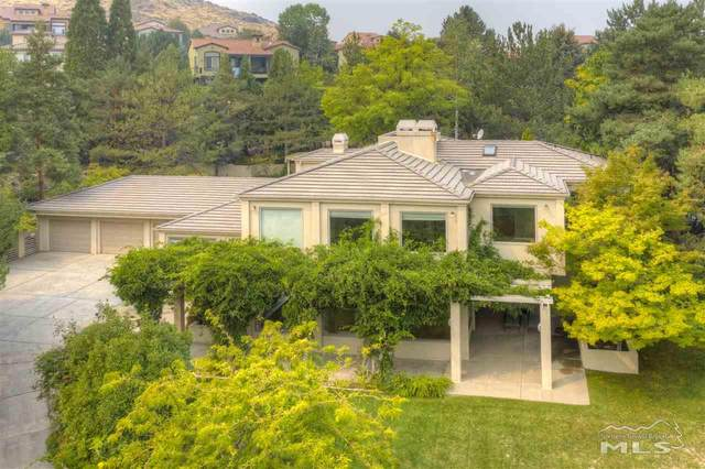 2630 W Lake Ridge Shores, Reno, NV 89519 (MLS #200013021) :: Ferrari-Lund Real Estate