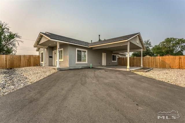 820 Vassar St, Reno, NV 89502 (MLS #200013026) :: Vaulet Group Real Estate