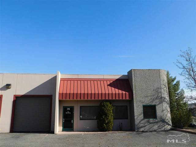 3140 Research Way #74, Carson City, NV 89701 (MLS #200013028) :: Theresa Nelson Real Estate