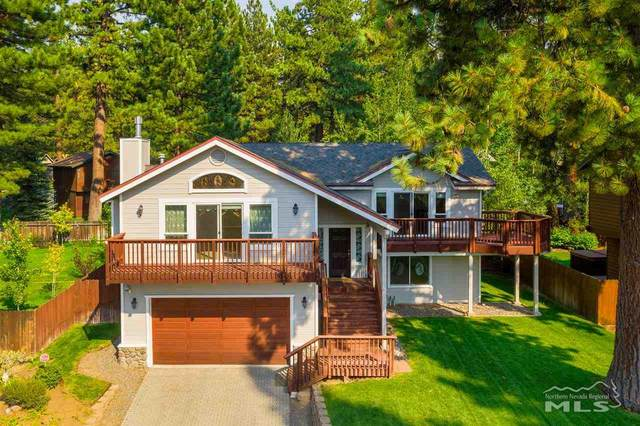 1450 Plateau Circle, South Lake Tahoe, CA 96150 (MLS #200013034) :: Ferrari-Lund Real Estate