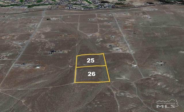 00 Vista Street, Fernley, NV 89408 (MLS #200013045) :: Ferrari-Lund Real Estate