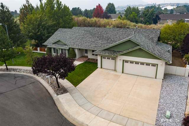 628 Kay Court, Carson City, NV 89701 (MLS #200013063) :: Ferrari-Lund Real Estate