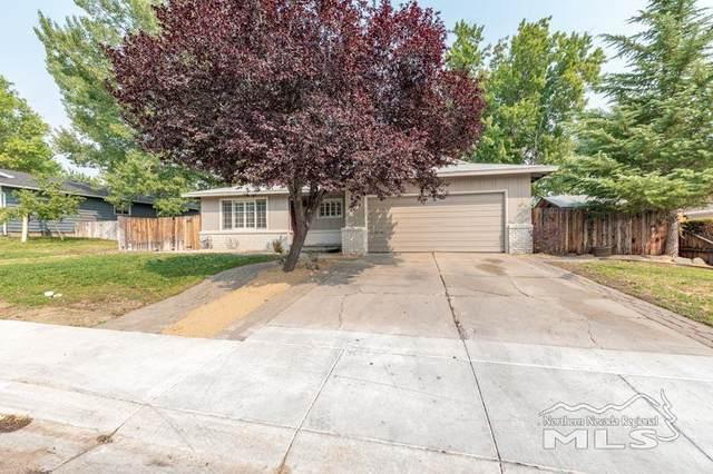 2055 Royal Dr, Reno, NV 89503 (MLS #200013088) :: Chase International Real Estate