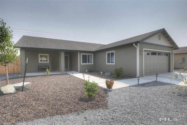942 Azurite, Carson City, NV 89705 (MLS #200013092) :: The Mike Wood Team