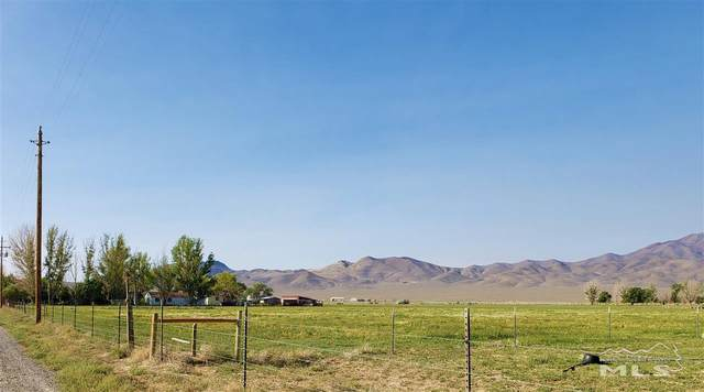 2100 Allen Road Nv, Battle Mountain, NV 89820 (MLS #200013094) :: The Mike Wood Team
