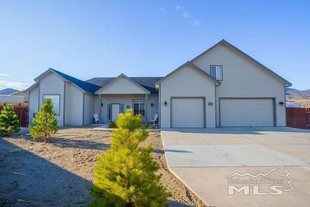 105 Nantucket Dr, Dayton, NV 89403 (MLS #200013101) :: Chase International Real Estate