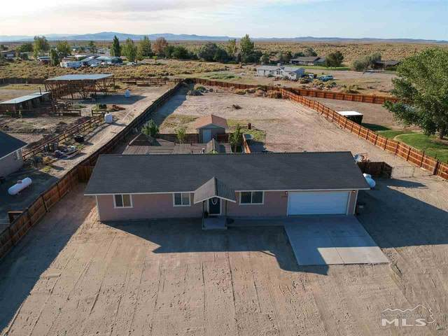 2225 Tarzyn Road, Fallon, NV 89406 (MLS #200013105) :: NVGemme Real Estate