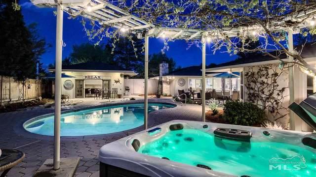 1405 Huntington Circle, Reno, NV 89509 (MLS #200013127) :: Theresa Nelson Real Estate