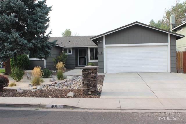 4141 Vivian, Reno, NV 89502 (MLS #200013129) :: The Mike Wood Team