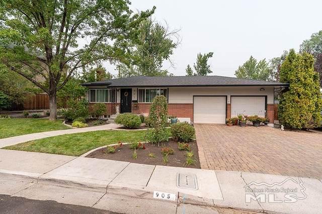 905 Pineridge Drive, Reno, NV 89509 (MLS #200013132) :: Ferrari-Lund Real Estate