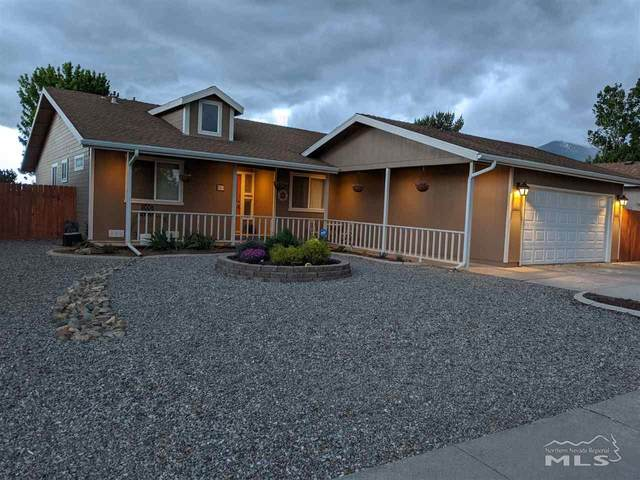 863 Coloma Drive, Carson City, NV 89705 (MLS #200013146) :: The Mike Wood Team