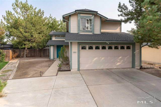 6341 Moon Ridge Terrace, Reno, NV 89523 (MLS #200013151) :: Ferrari-Lund Real Estate