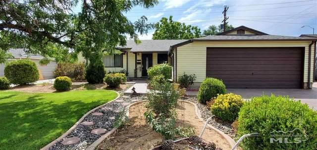 1445 Oxford Ave, Sparks, NV 89431 (MLS #200013152) :: Vaulet Group Real Estate