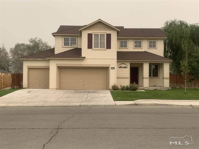 1339 Winnies Ln, Fernley, NV 89408 (MLS #200013188) :: Ferrari-Lund Real Estate