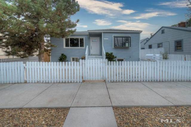 450 Claremont 440 & 450 Clare, Reno, NV 89502 (MLS #200013190) :: The Mike Wood Team
