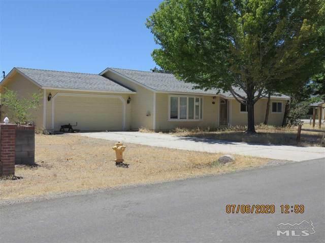 110 Ring, Dayton, NV 89403 (MLS #200013195) :: Vaulet Group Real Estate