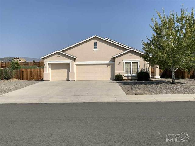 1006 Hickory, Dayton, NV 89403 (MLS #200013197) :: NVGemme Real Estate