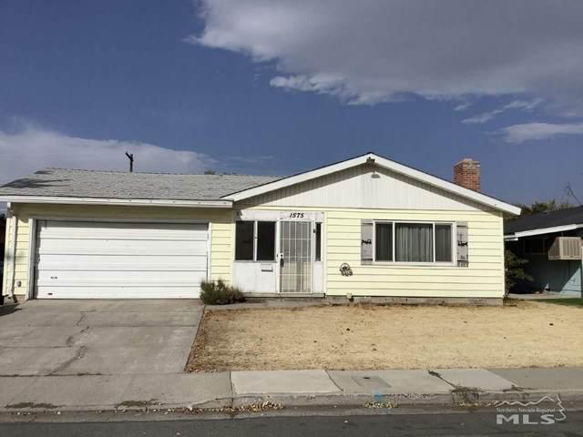 1575 Clemson Rd, Reno, NV 89502 (MLS #200013200) :: The Mike Wood Team
