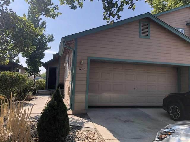 1707 Duke Drive, Carson City, NV 89701 (MLS #200013201) :: Ferrari-Lund Real Estate