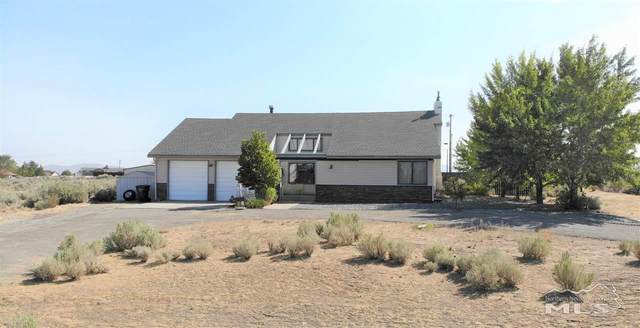 3501 Green Acre Drive, Carson City, NV 89705 (MLS #200013209) :: The Mike Wood Team