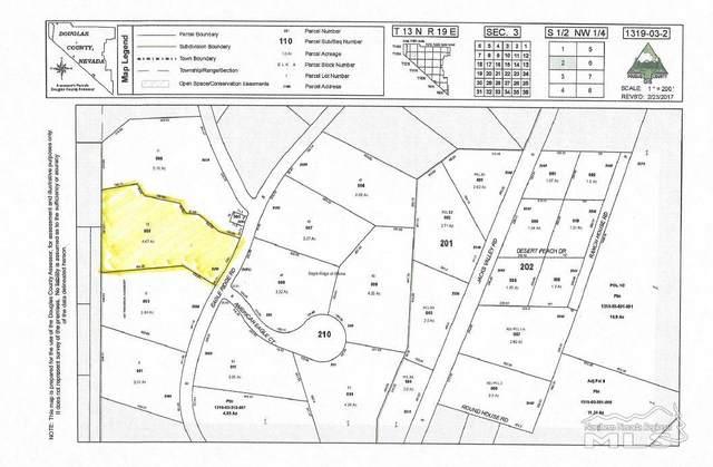 2490 Eagle Ridge Road, Genoa, NV 89411 (MLS #200013214) :: Ferrari-Lund Real Estate