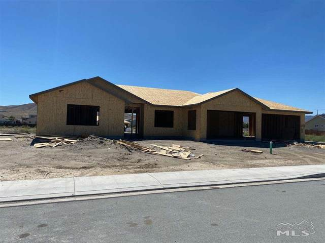 2630 Emerson Circle, Fernley, NV 89408 (MLS #200013222) :: Fink Morales Hall Group