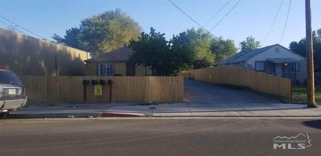 241 and 243 Linden Street, Reno, NV 89502 (MLS #200013229) :: Chase International Real Estate