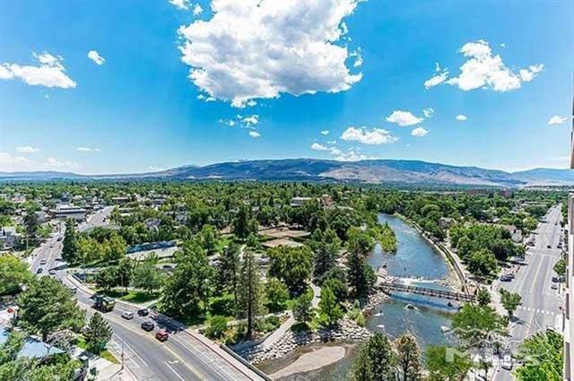 100 N Arlington Ave #14E #14E, Reno, NV 89501 (MLS #200013247) :: Ferrari-Lund Real Estate