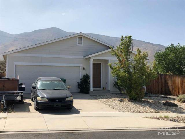 7980 Mariner Cove, Reno, NV 89506 (MLS #200013250) :: Chase International Real Estate