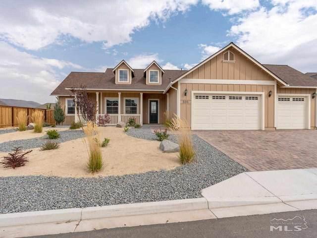 331 Desert Chukar, Sparks, NV 89441 (MLS #200013258) :: Chase International Real Estate
