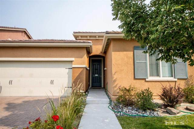 2005 Peaceful Valley Dr, Reno, NV 89521 (MLS #200013266) :: The Mike Wood Team