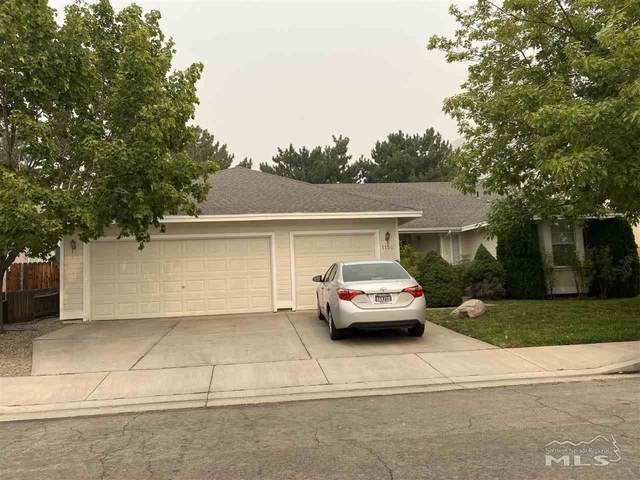 1150 Genoa Lane, Carson City, NV 89706 (MLS #200013271) :: Ferrari-Lund Real Estate