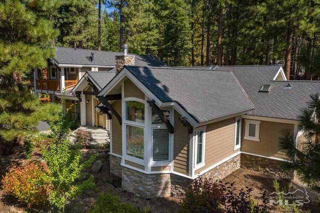 1054 Mill Creek Road, Incline Village, NV 89451 (MLS #200013272) :: NVGemme Real Estate