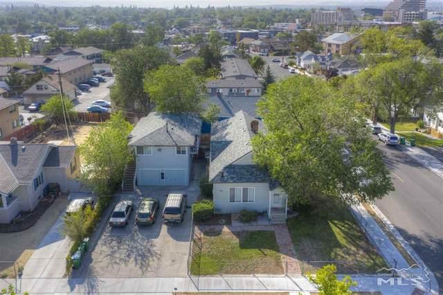 809 Wheeler, Reno, NV 89502 (MLS #200013274) :: Chase International Real Estate