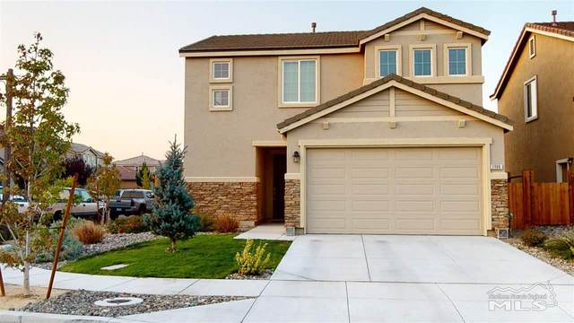 3906 Silent Garden Way, Sparks, NV 89436 (MLS #200013275) :: The Mike Wood Team