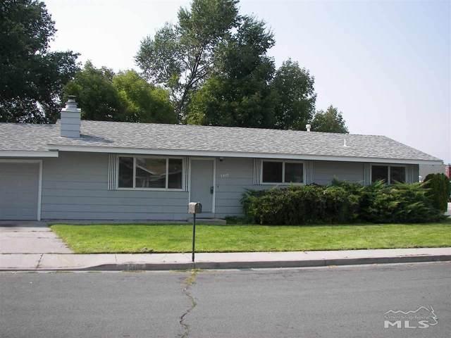 3210 Wingate Way, Carson City, NV 89706 (MLS #200013287) :: Ferrari-Lund Real Estate