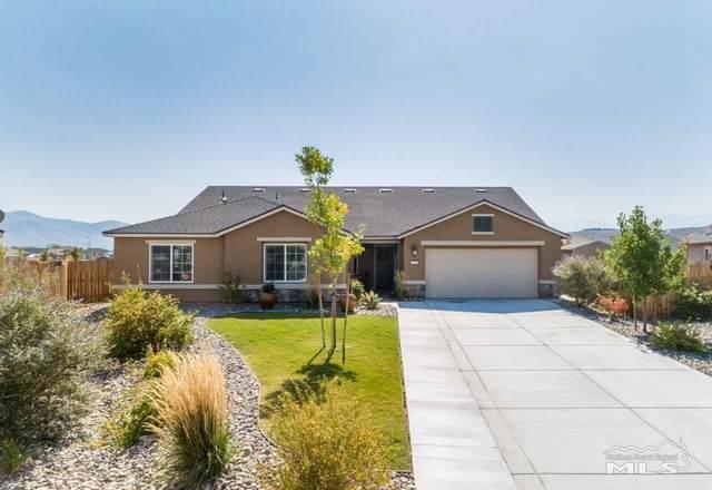 6515 Cone Peak, Carson City, NV 89701 (MLS #200013290) :: Ferrari-Lund Real Estate
