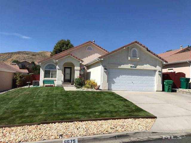 6675 Dorchester Dr., Sparks, NV 89436 (MLS #200013309) :: The Mike Wood Team