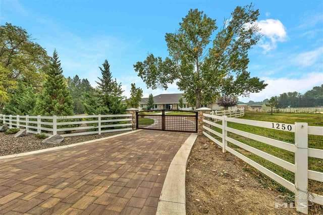 1250 Del Monte Ln, Reno, NV 89511 (MLS #200013326) :: Fink Morales Hall Group