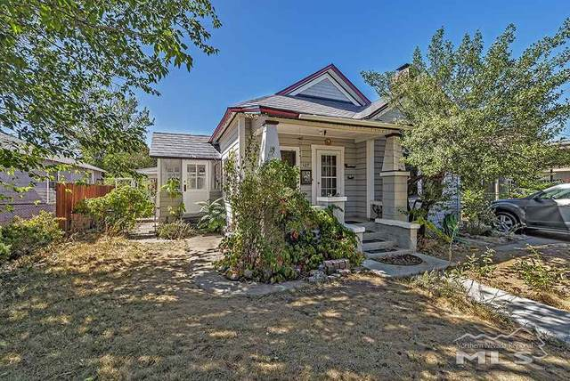 127 Keystone Avenue, Reno, NV 89503 (MLS #200013332) :: Chase International Real Estate