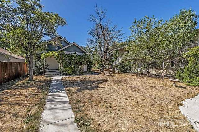 127 1/2 Keystone Avenue, Reno, NV 89503 (MLS #200013335) :: Chase International Real Estate