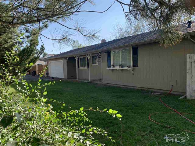 1299 Manhattan Way, Gardnerville, NV 89460 (MLS #200013339) :: Chase International Real Estate